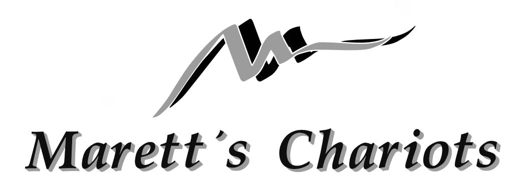 Marett's Chariots - Logo