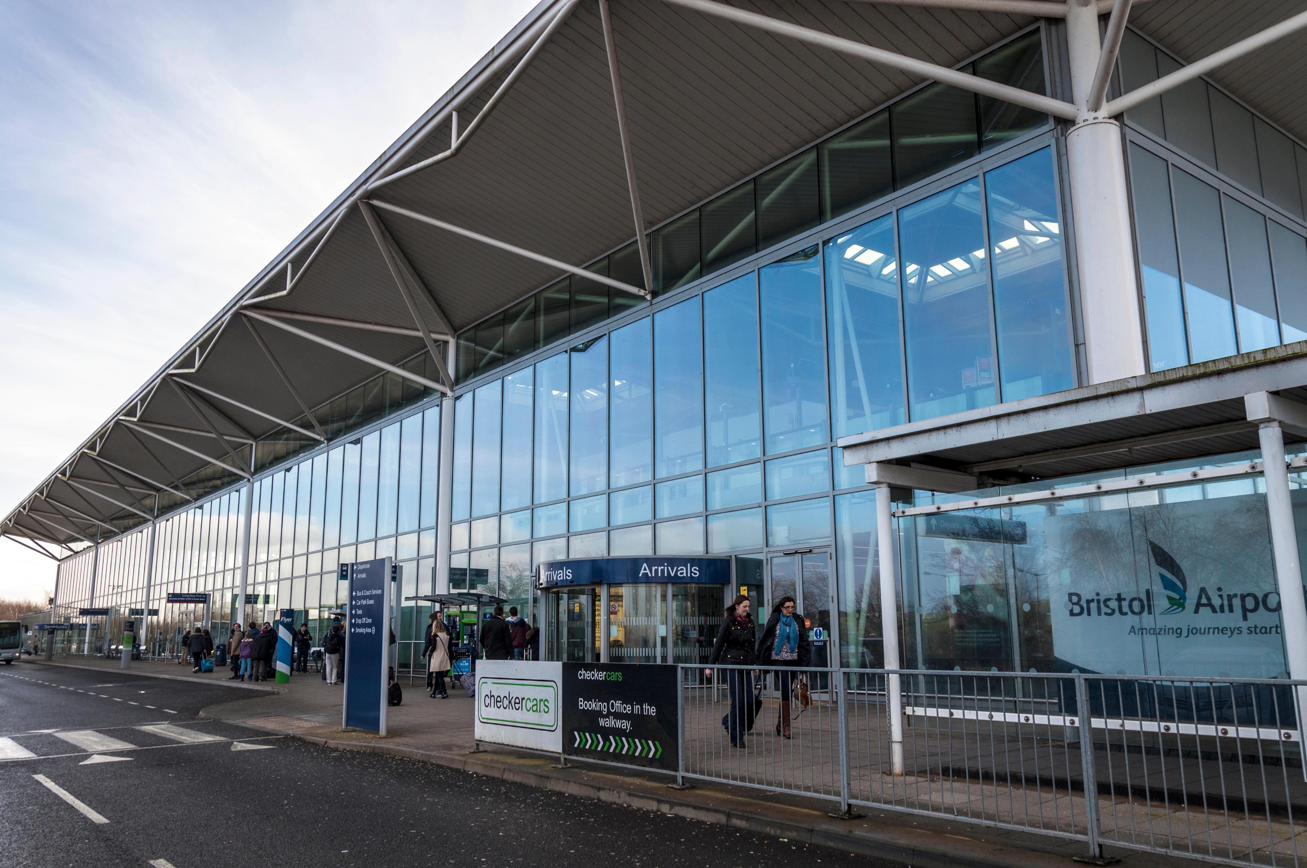 Coach Hire Bristol Airport